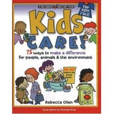 Kids care: community service projects for kids