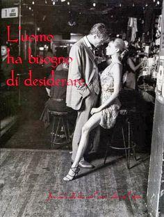 Nero come la notte dolce come l'amore caldo come l'inferno: desiderio...Perchè io...mmm