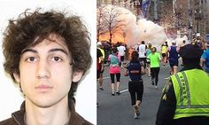 Boston marathon bomber Dzhokhar Tsarnaev is DENIED a re-trial | Daily Mail Online