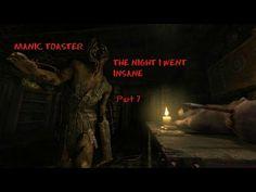 MR. BUNNYPANTS!!! - The Night I Went Insane - Part 7 - YouTube