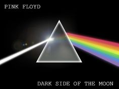 dark side of the moon album cover | Dark Side of the Moon by semereliif