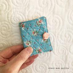 crazy mom quilts: a little bit vintage