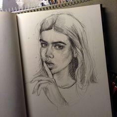 sketch by MaryRiotJane.deviantart.com on @DeviantArt