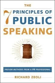 7 Principles of Public Speaking #book #speakers