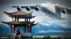 ¿Por qué China quiere producir el AN-225, el avión de carga militar más grande del mundo?