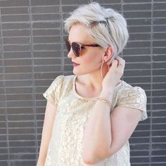 Pixie Cut Perfection // Whippy Cake