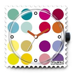 my STAMPS WATCH !