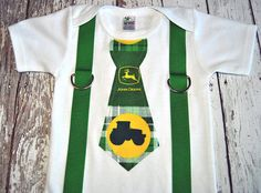 Hey, I found this really awesome Etsy listing at http://www.etsy.com/listing/101272004/green-and-yellow-plaid-john-deere