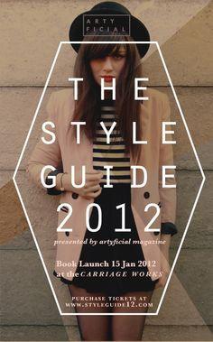 fashion poster print design layout - Google Search