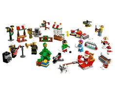 LEGO® City Advent Calendar | LEGO Shop