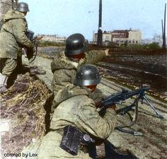 Kharkov 1943 | ^ 444,50´,... F (hist) ! KOMM > https://de.pinterest.com/pin/543176405035905699/