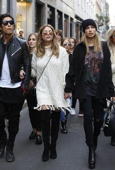IT GIRL Style: Hailey Baldwin street style