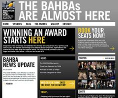 A WordPress blog to promote the BAHBAs. Enables companies to enter awards and links through to Event Brite for ticket booking.  A new identity and a custom theme in a tight turnaround for Midnight Communications.  Design: Joshua van der Broek HTML/CS WordPress Blog & Magazine Themes - wordpress themes for sale  http://themeforest.net/?ref=szamriy