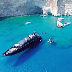 Milos Island, Luxury #Greece