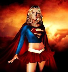 I wish they would get Kate Bosworth to play Supergirl...
