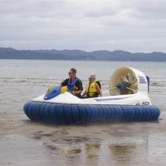 Hovercraft - www.hovercraft.org has lots of images, videos, news and useful information about #hovercraft