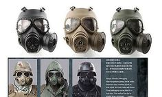 M04 #airsoft #tactical wargame dummy gas protective mask #anti-fog ,  View more on the LINK: 	http://www.zeppy.io/product/gb/2/281836830941/