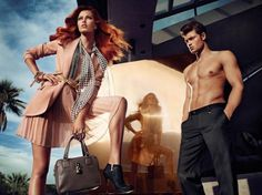Guess by Marciano Ad Campaign Fall/Winter 2012-2013
