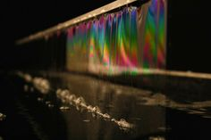 Nicky Assmann's 'Solace' Art Installation Explores the Iridescent Qualities of Soap (Video) Solace by Nicky Assmann – Inhabitat - Green Design, Innovation, Architecture, Green Building