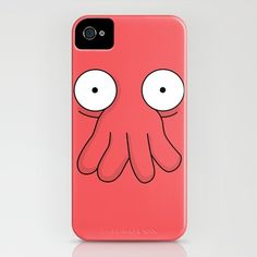 Dr. Zoidberg--by Bill Pyle  IPHONE CASE / IPHONE (4S, 4)  --$35.00