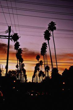 sunset via ak47
