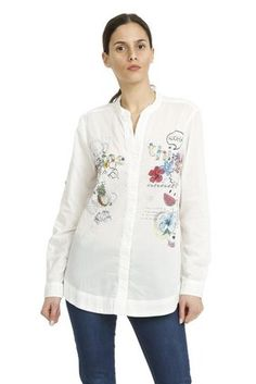 Shirts & Blouses Desigual Shirt Plecol