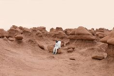 Greetings from Mars is a narrative photography series by Paris-based, author-photographer Julien Mauve. Mauve's work involves staging conditions that highlight human behaviour. In this particular series, Mauve orchestrates stereotypical tourist poses that draw attention to how we tend to act … Continue reading →