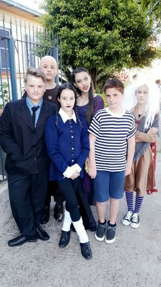 Independence day with the Addams Family