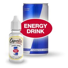 Capella flavour concentrate energy drink