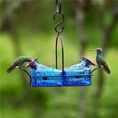Most adorable Hummingbird Feeder ever ...love it!