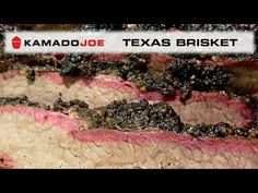 If you want to bring a brisket to the dinner table with a BIG and BOLD feel, try out this TEXAS STYLE beef brisket with a salt and pepper rub next time you f. Bbq Grill, Grilling, Texas Brisket, Kamado Joe, Joe Recipe, Smoke Grill, Smoked Brisket, Smoker Recipes, Food N