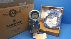 New Emerson Micro Motion 2700R11DBUEZZZ Transmitter Model 2700 NIB -- Awesome products selected by Anna Churchill