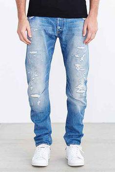 6430448f67e G-Star Arc 3D Light Aged Slim Jean - Urban Outfitters Denim Jeans Men,