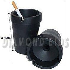 Extinguishing Ashtray Bucket Cigarette Holder Home Auto Cup