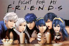 robin smash bros fire emblem super smash bros ike marth chrom lucina ssb4 smash bros 4 sm4sh I fight for my friends