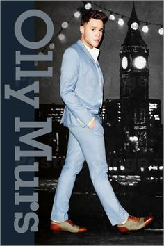 Hot Cool Man Olly Murs Custom Wall Paper Classical Fashion Stylish Retro Prints posters Print Canvas Poster home decor Canvas Poster, Poster Wall, Poster Prints, Olly Murs, Home Goods Decor, Wall Stickers Home Decor, Mens Fashion Suits, Custom Wall, Cool Posters