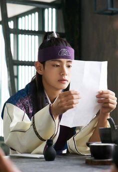 화랑 한성 (김태형) Hwarang Han Sung (Kim Taehyung)