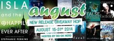 August New Release Giveaway Hop! INT