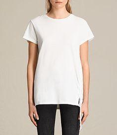 ALLSAINTS EU: Women's T-Shirts & Vests, shop now.