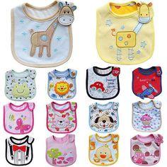 Kids baby boy girl newborn bibs waterproof #saliva #towel bib feeding #bandana,  View more on the LINK: http://www.zeppy.io/product/gb/2/261899230595/