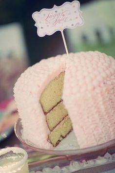 Sugar and Spice Tablescape by She Paperie + Design Boutique via www.babyshowerideas4u.com #babyshowerideas4u