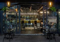 Enoteca di Salvatore Restaurant by 314 architecture studio - The Greek Foundation