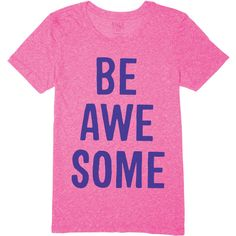 Billabong Women's Awesome As Alwayz T-Shirt ($12) ❤ liked on Polyvore featuring tops, t-shirts, shirts, 10. tops., pick me up pink, t-shirt/prints, pink tee, crew t shirt, crew shirt and long t shirts