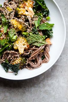 Spicy Roasted Broccoli