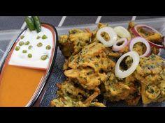 Vegetable Pakora on YouTube