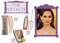 Natalie Portman's look