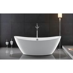 Shop For Legion Furniture 71 Inch Freestanding Bathtub. Get Free Shipping  At Overstock.