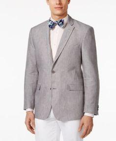 TOMMY HILFIGER Tommy Hilfiger Men'S Linen Classic Fit Sport Coat. #tommyhilfiger #cloth # blazers