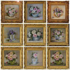 Atelier Flont- Fine Art - Roses & others seasons
