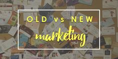 What's going on with marketing these days? Let's talk aboutold school marketing for a minute.Wewhen we say old school, we are referring to the traditional channels that people in my generation grew up with-radio commercials, newspaper ads, flyers and posters hanging in windows. When those...